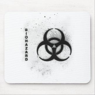 biohazard tapis de souris