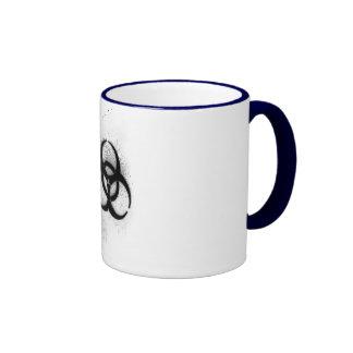 biohazard mug à café