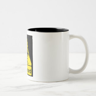 Biohazard Two-Tone Coffee Mug