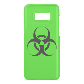 Biohazard Uncommon Samsung Galaxy S8 Plus Case