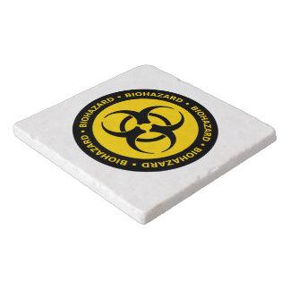 Biohazard Warning Trivet