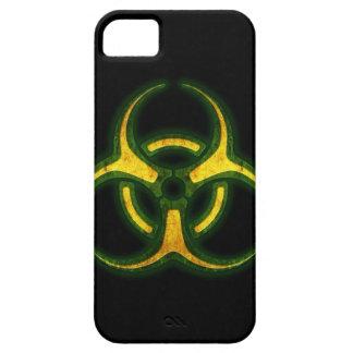 Biohazard Zombie Warning iPhone 5 Case