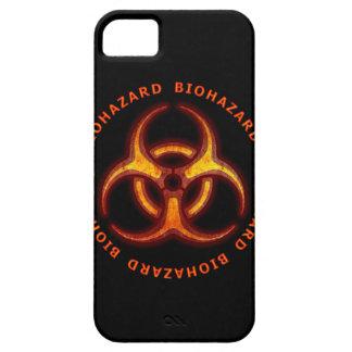 Biohazard Zombie Warning iPhone 5 Covers