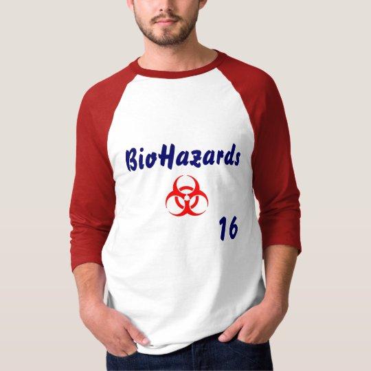 BioHazards T-Shirt
