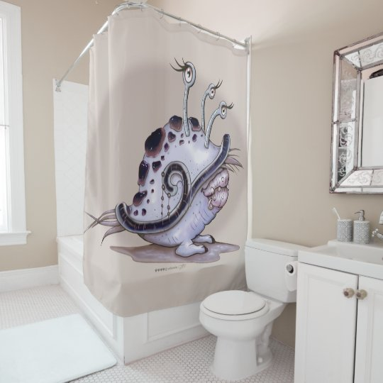 BIOLE Shower Curtain