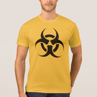 Biological Hazardous design T-Shirt