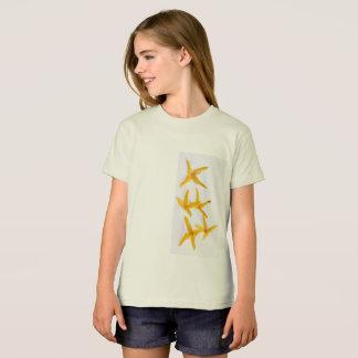 Biological tee-shirt for girl of america Apparel, T-Shirt