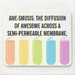Biology & Chemistry Teachers: Science is Awesome Mouse Pads