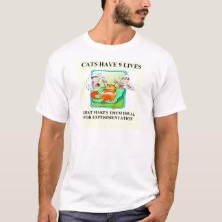 biology experiment joke T-Shirt