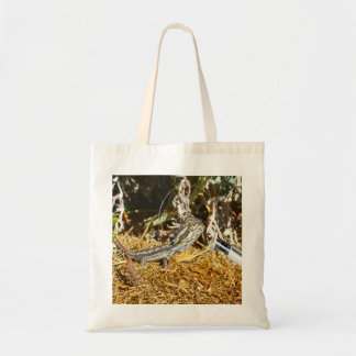 Biology_Of_A_Baby_Bearded_Dragon,_Tote_Budget_Bag.