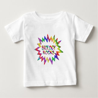Biology Rocks Baby T-Shirt