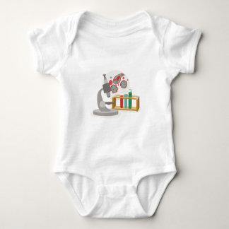 Biology Science Baby Bodysuit