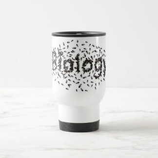 Biology Travel Mug