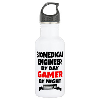 Biomedical Engineer Gamer 532 Ml Water Bottle
