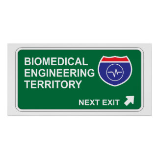 Biomedical Engineering Next Exit Poster