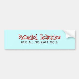 Biomedical Technician Gifts Bumper Sticker