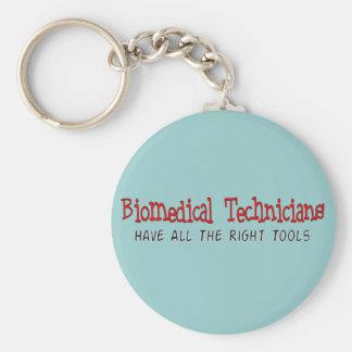Biomedical Technician Gifts Keychain