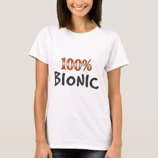 Bionic 100 Percent T-Shirt