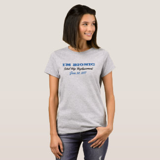 Bionic (hip replacement) shirt