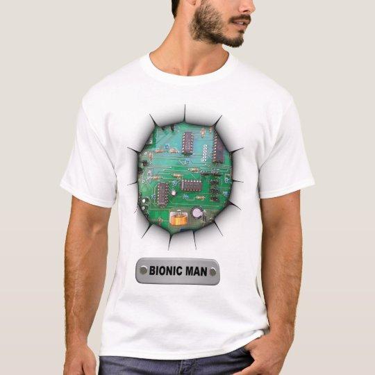 bionic man tee-shirt T-Shirt