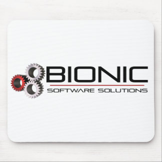 Bionic Software Soilutions Mouse Pad
