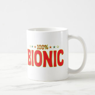 Bionic Star Tag Coffee Mug