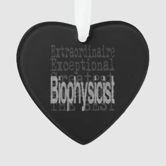 Biophysicist Extraordinaire Ornament