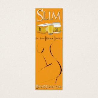 Bios Life Slim Business Card