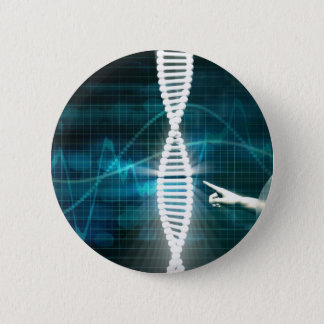 Biotechnology as a Research Abstract Background 2 Inch Round Button