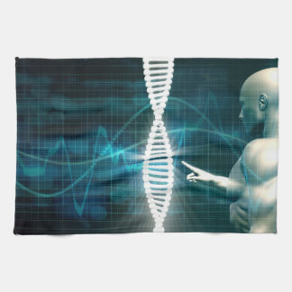 Biotechnology as a Research Abstract Background Kitchen Towel