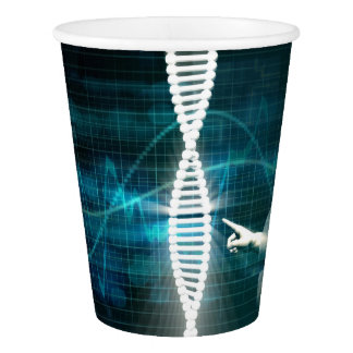 Biotechnology as a Research Abstract Background Paper Cup