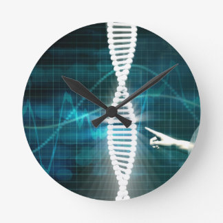 Biotechnology as a Research Abstract Background Round Clock