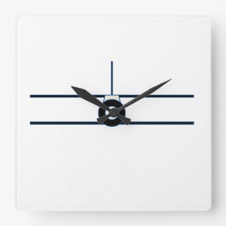 BiPlane Wall Clock