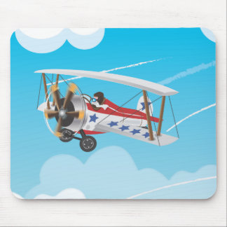 biplanes mouse pad