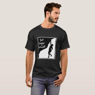 Bipolar awareness: Just hangin' around T-Shirt