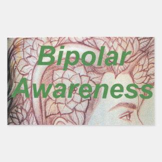bipolar awareness sticker