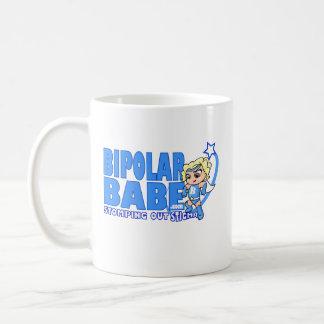 BiPolar Babe Apparel Classic White Coffee Mug