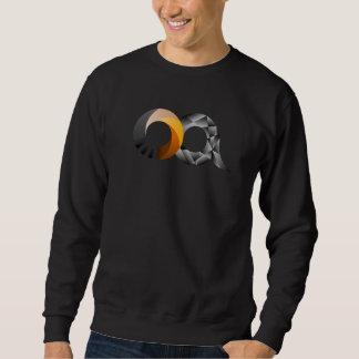 Bipolar Bear Icon Sweatshirt Black