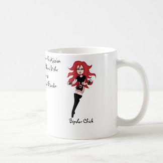 Bipolar Chick Share the Vision Mug