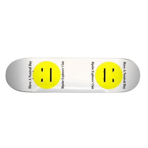Bipolar Explorers' Club Skate Board Decks