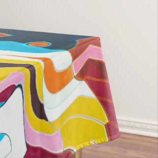 Bipolar Tablecloth