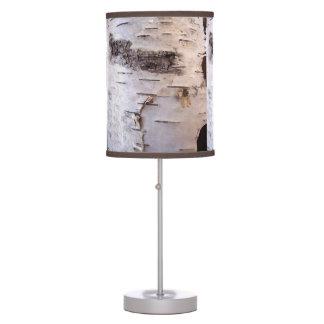 Birch Bark Table Lamps