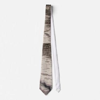 Birch Bark ~ tie