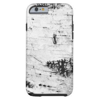 Birch bark tough iPhone 6 case