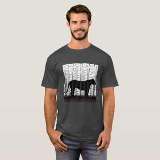 Birch Cat T-Shirt