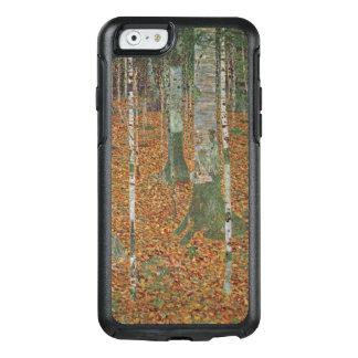 Birch Forest by Gustav Klimt, Vintage Art Nouveau OtterBox iPhone 6/6s Case