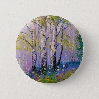 Birch grove 2 inch round button