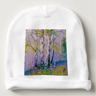 Birch grove baby beanie