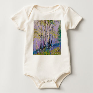 Birch grove baby bodysuit