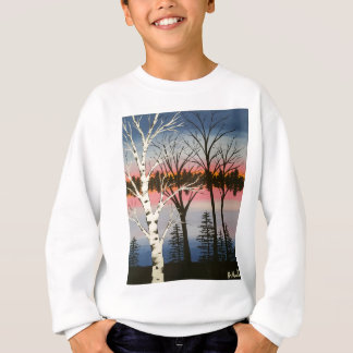 Birch Sunset Sweatshirt